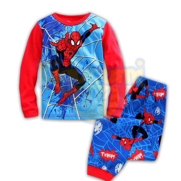 Детская пижама Человек Паук 9717c1d7c005d