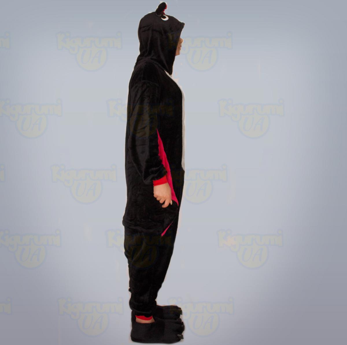 Пижама кигуруми Летучая мышь 540337d3a2bc3
