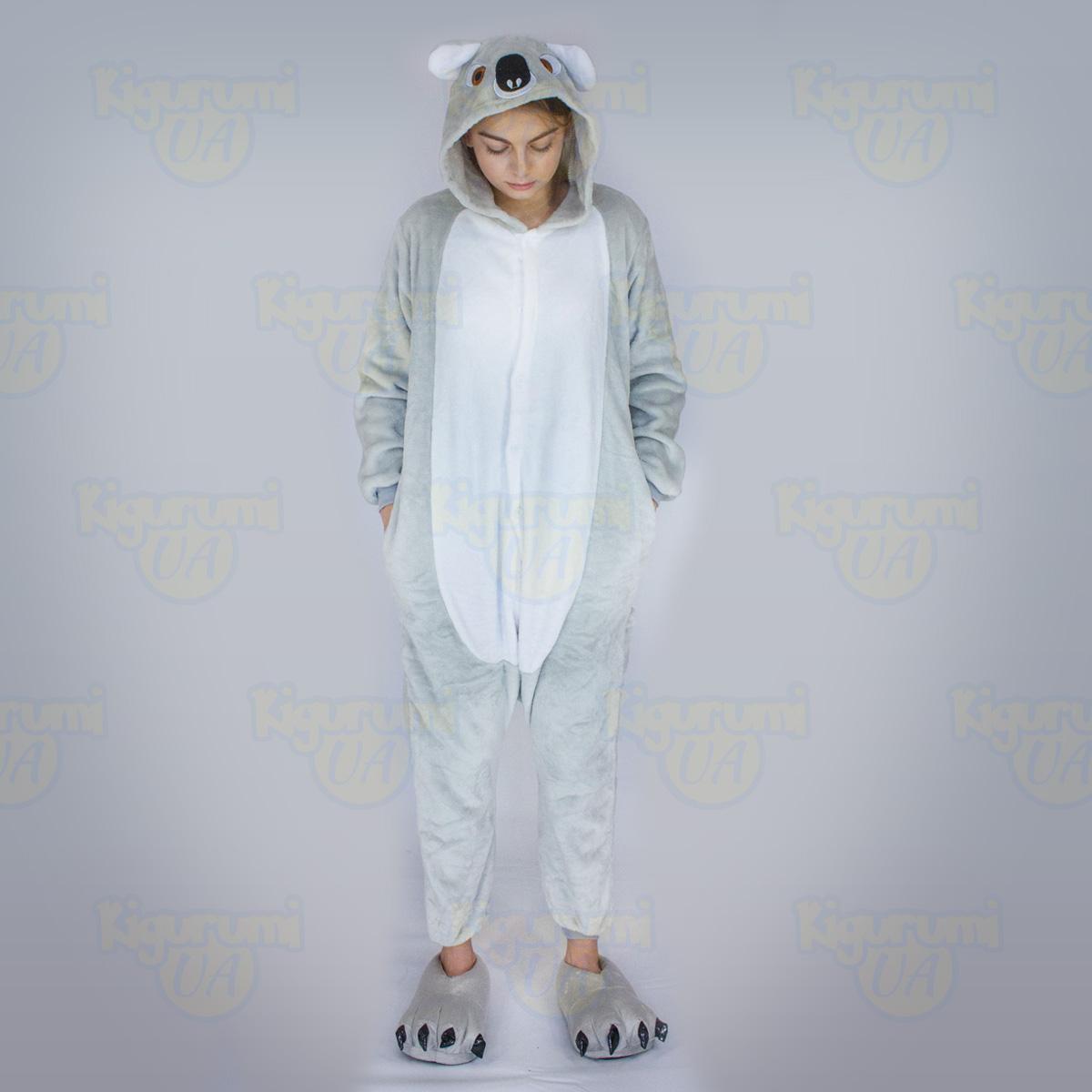 Пижама кигуруми Коала a67ccb214ae4d