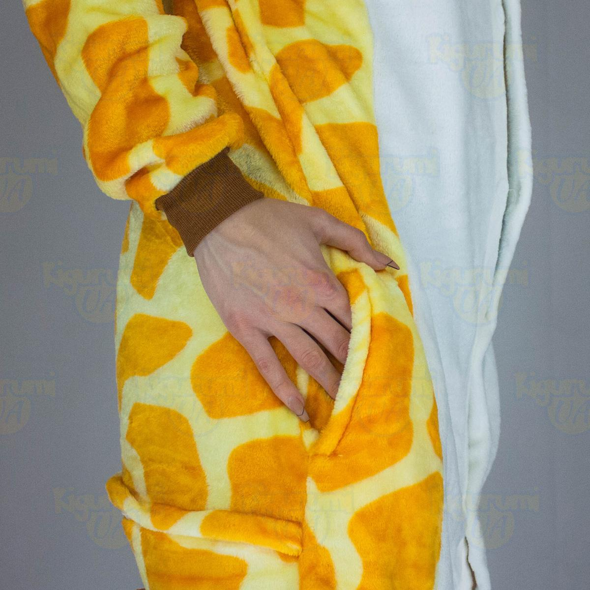 Пижама Кигуруми Жираф
