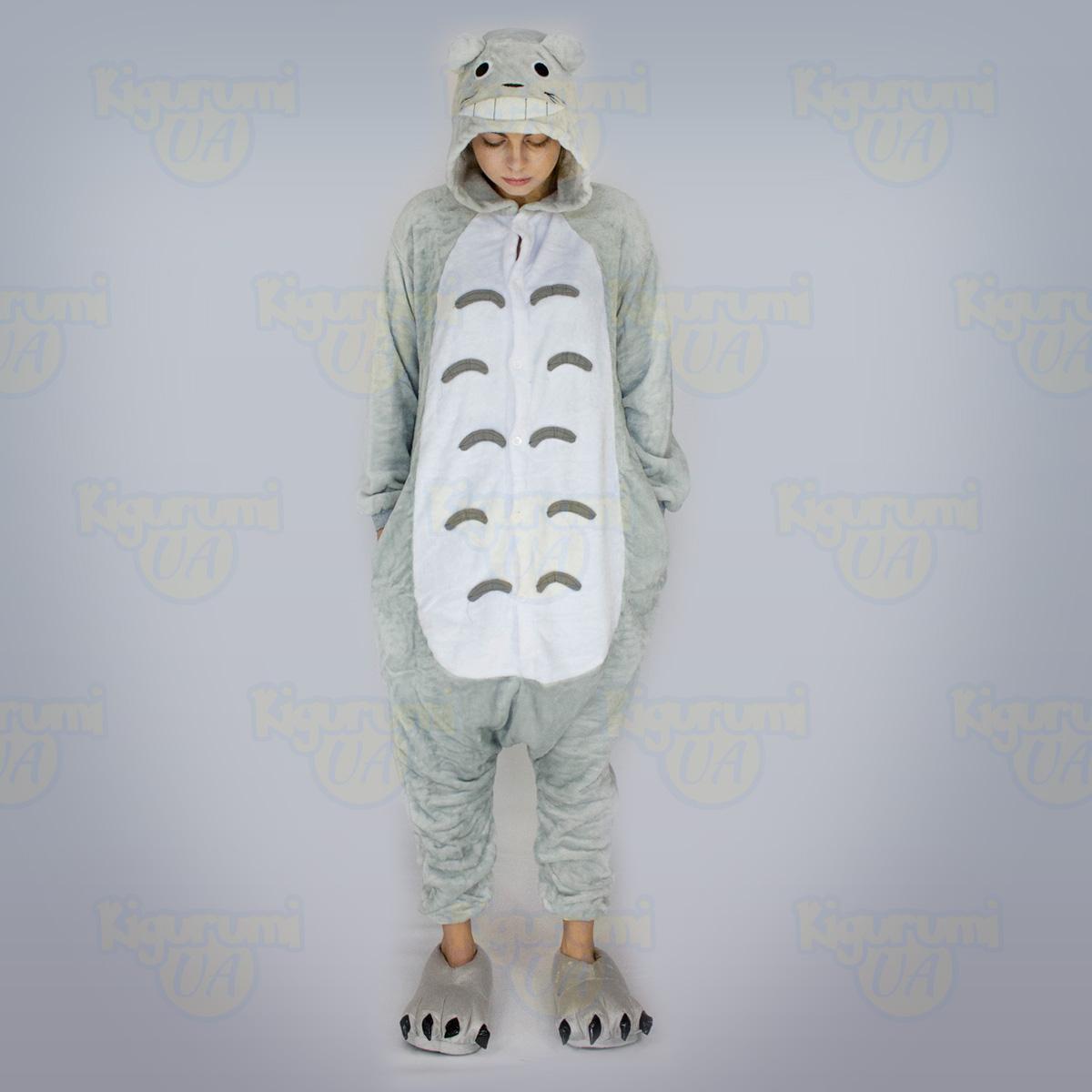 Пижама Кигуруми Тоторо 06aa52bfc233e